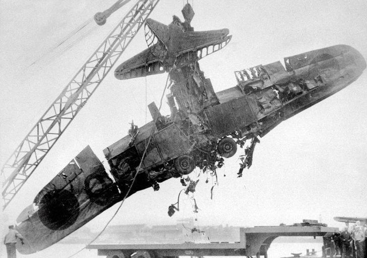 Japanese B5N bomber