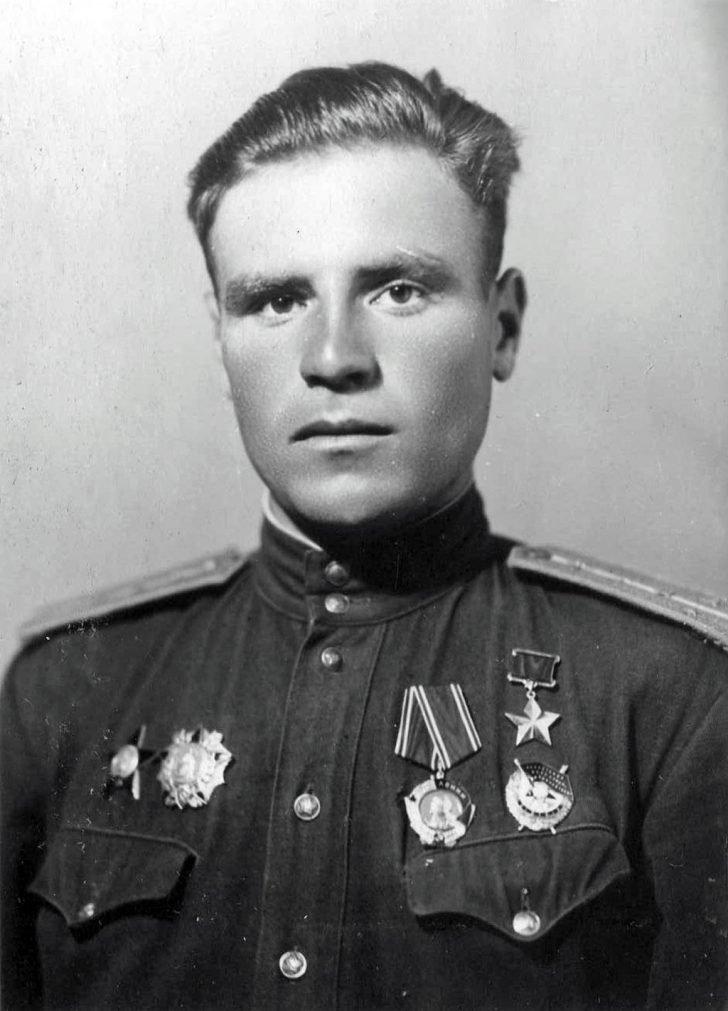 captain Alexei Golimbievsky