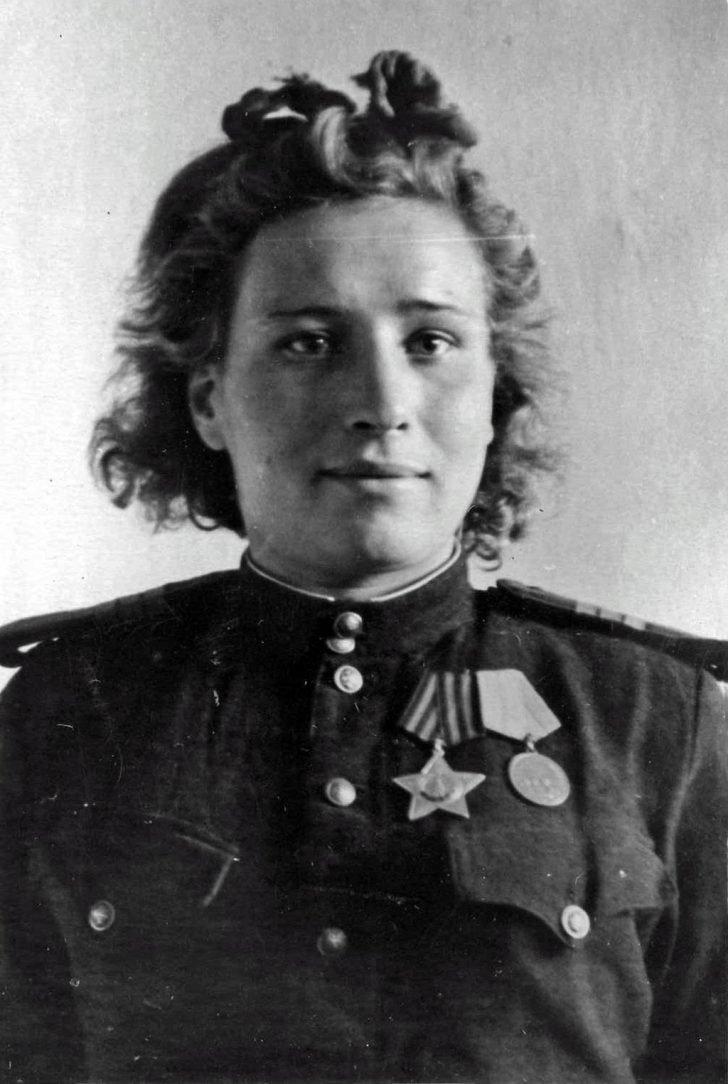 Sergeant Zinaida Litvinova