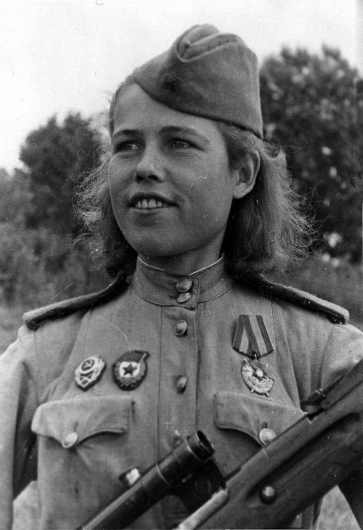 Sergeant Evdokiya Motina