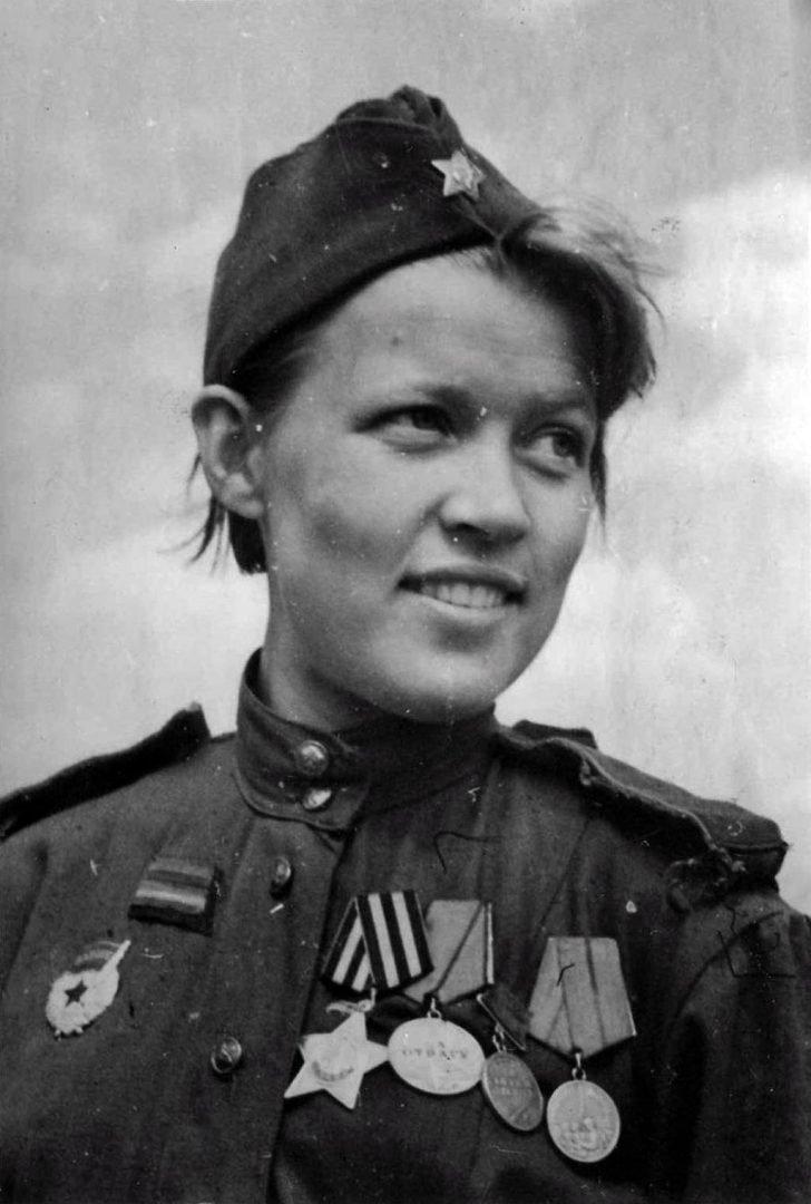 sergeant Olga Shulyaeva