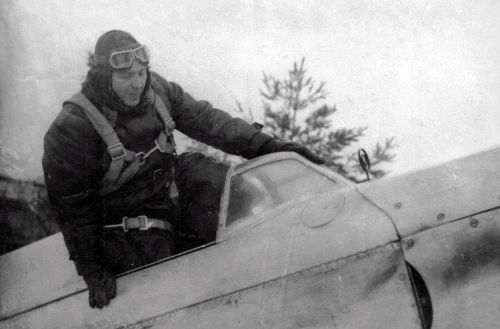 Captain Alexander Myasnikov
