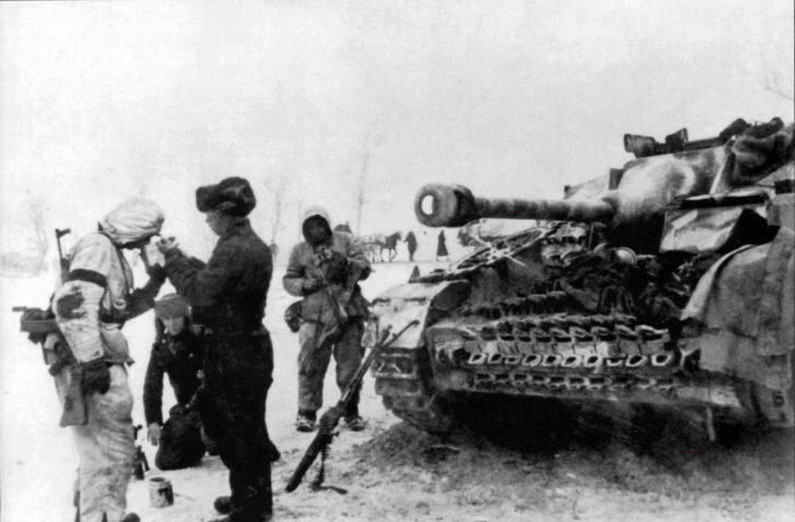 StuG IV assault gun