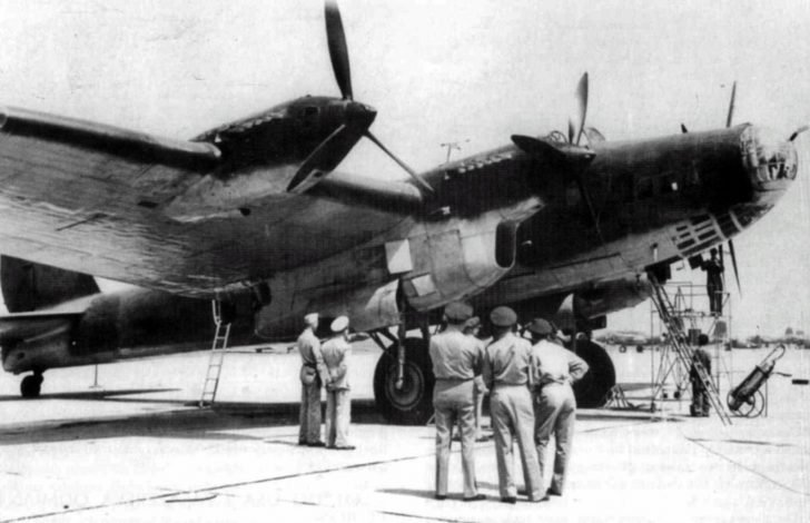 bomber Pe-8