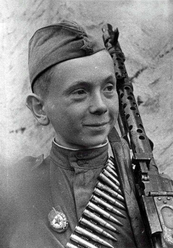 corporal Nikolai Leontyev