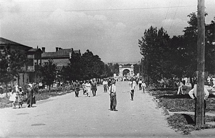 occupation of Taganrog