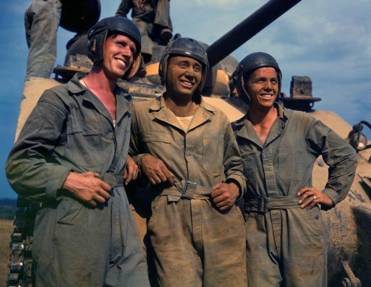 Crew M4 Sherman