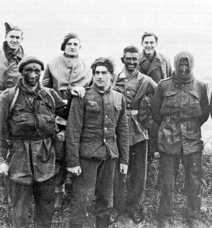 English commandos