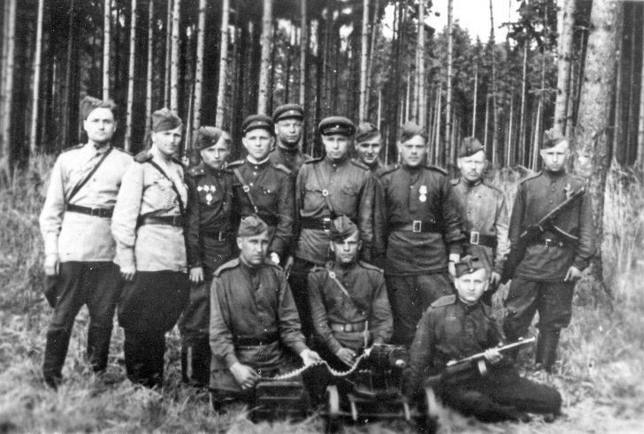 Soviet unit
