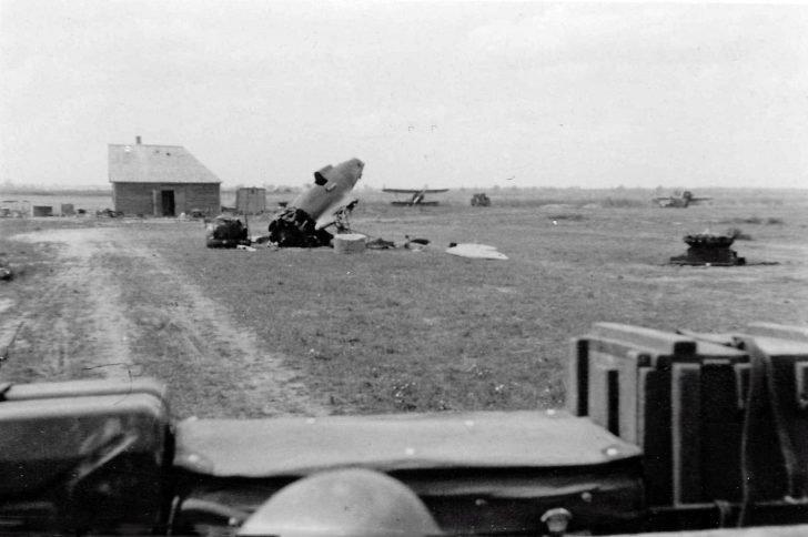 field airfield