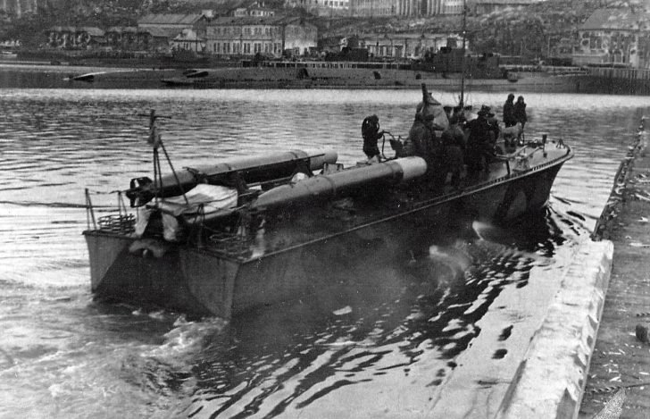 torpedo boat TKA-15