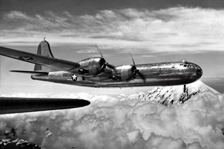 bomber XB-29