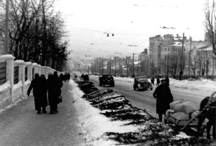 occupied Kiev