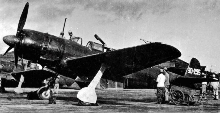 Nakajima C6N-1S Saiun
