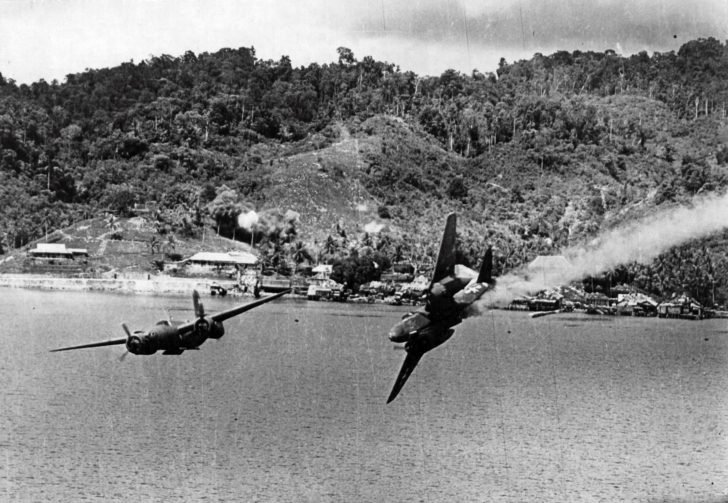 Douglas A-20G-25 Havoc