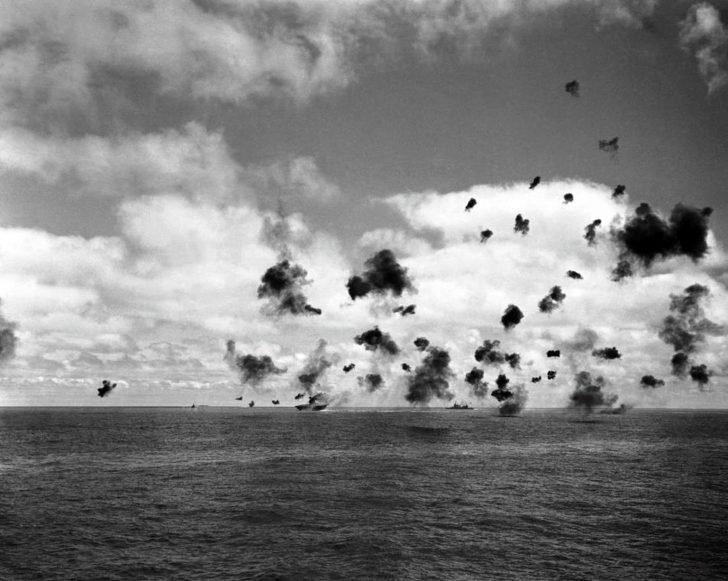 aircraft carrier Yorktown
