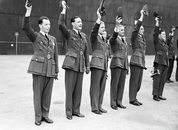 54th RAF Fighter Squadron
