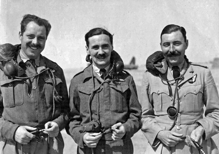 pilots of bombers