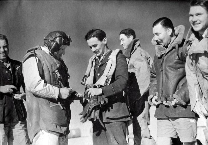 bomber pilots