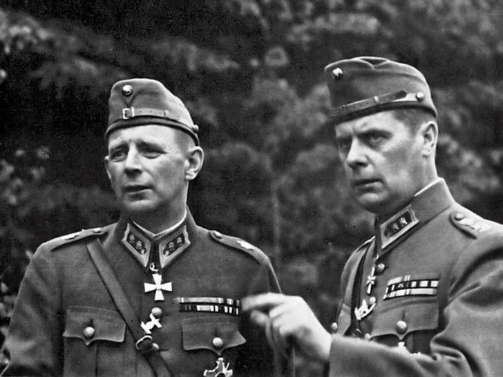 Finnish generals