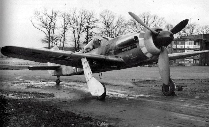 Focke-Wulf Ta 152B