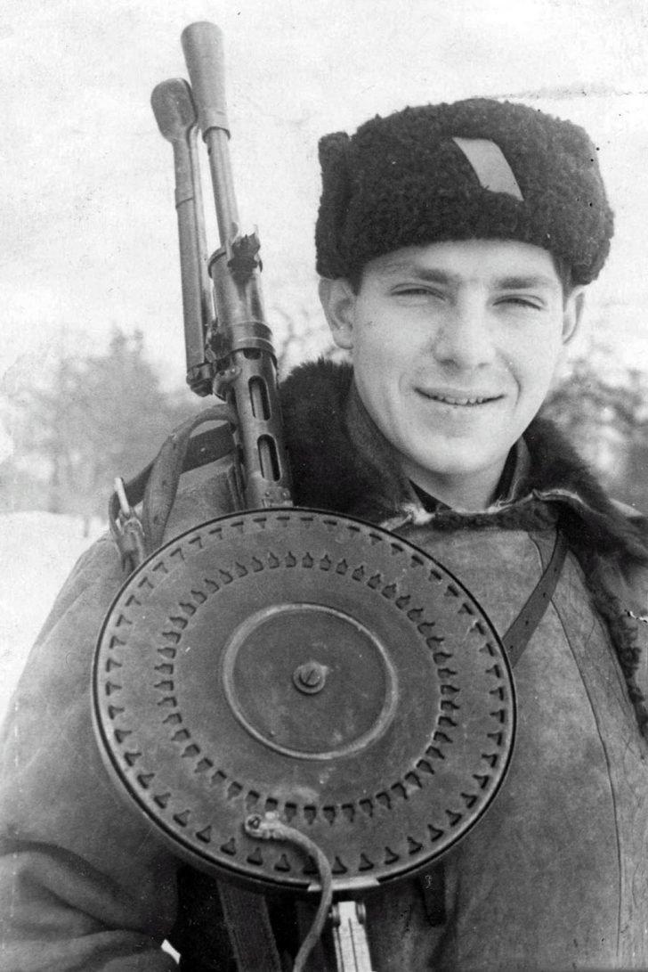 partisan P. Musienko