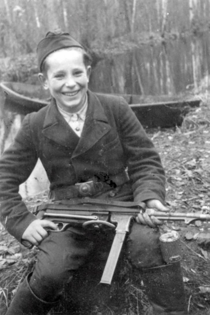 partisan Misha Petrov
