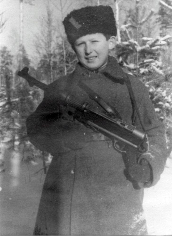 partisan Kolya Lubichev
