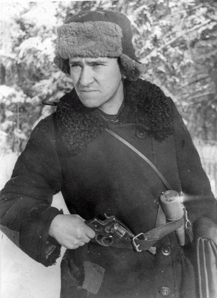 Commissar Ivanov