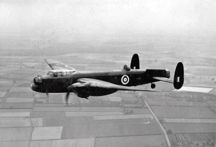 bomber Avro Manchester