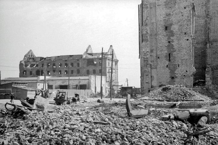 Stalingrad mill