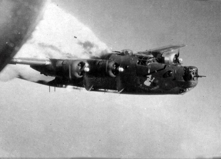 bomber B-24 Liberator