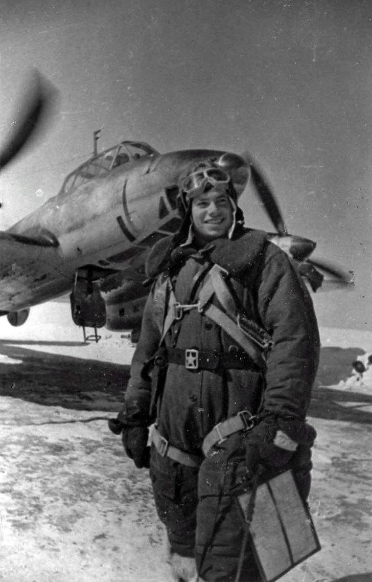 Pilot Lieutenant Shilov