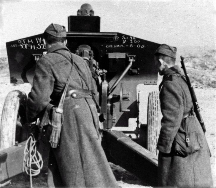 howitzer M-30