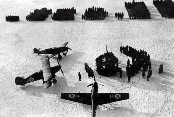 Bulgarian military airfield
