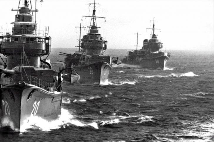 Fubuki-class destroyers