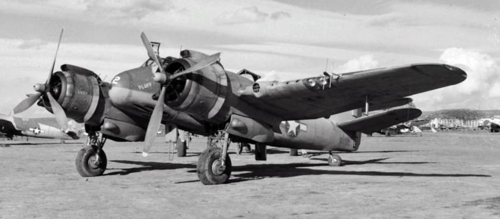 Bristol Beaufighter Mk.VIF