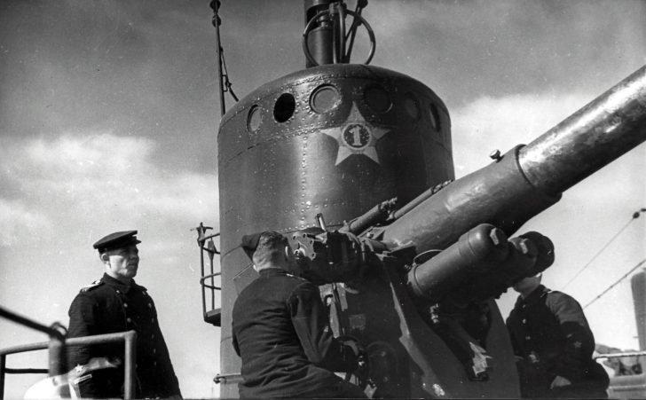 D-4 submarine