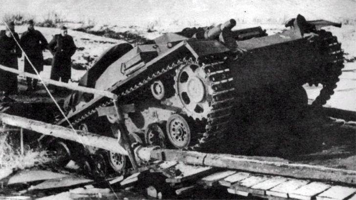 Assault gun StuG III