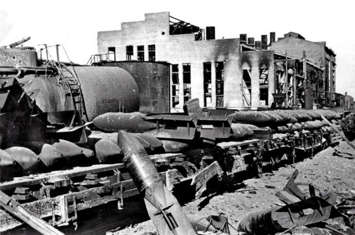 Soviet bombs