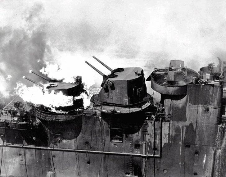 aircraft carrier Franklin