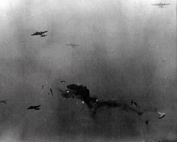 B-17 bombers