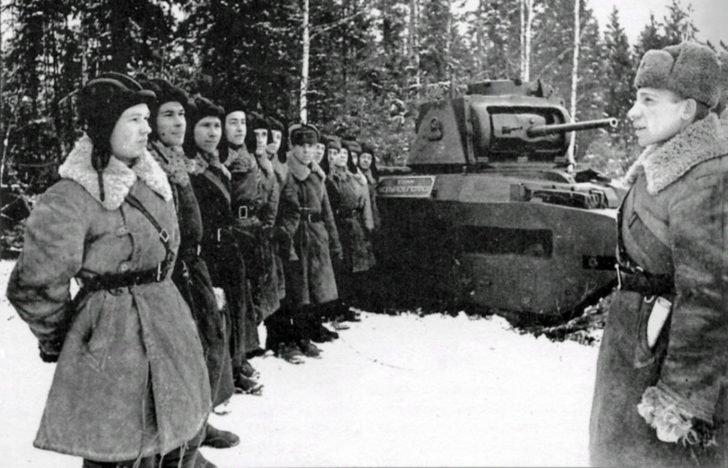 tank Matilda II
