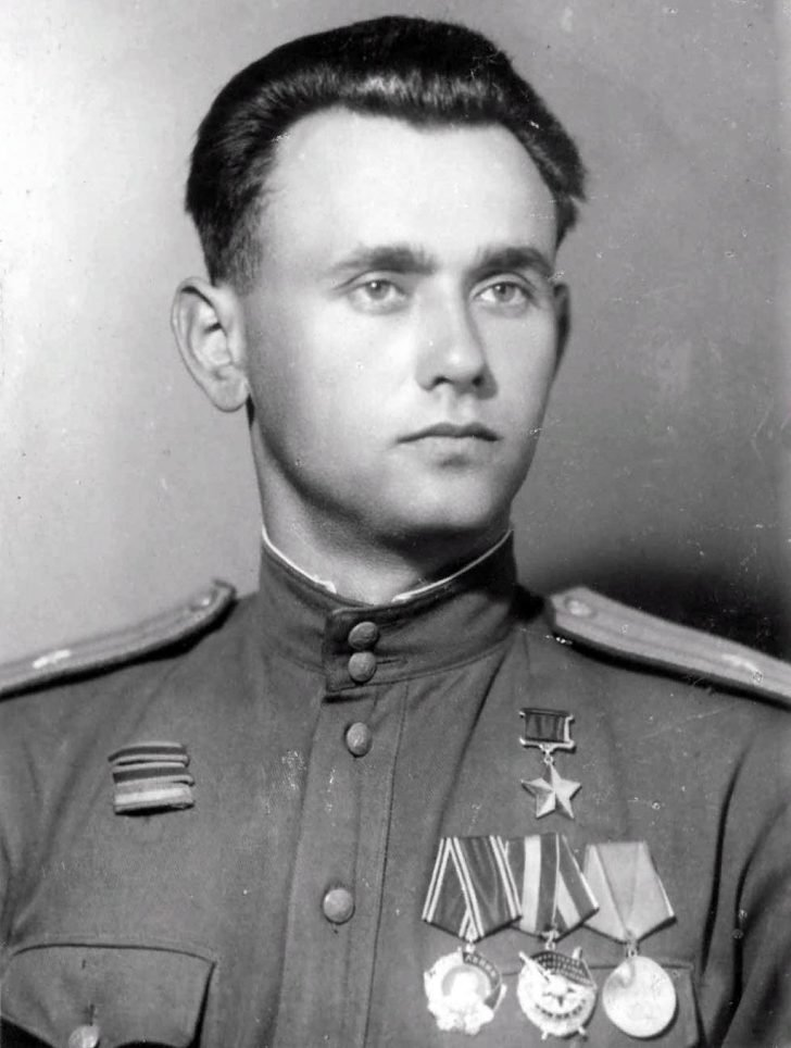 Major Anatoly Burkovsky