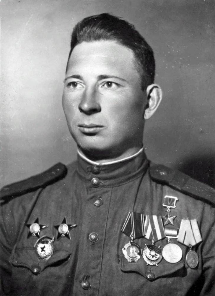 Nikolai Galibin