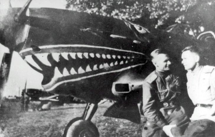Fighter Yak-9