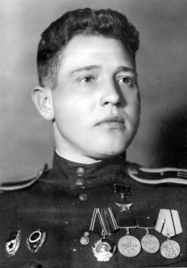 sergeant Pavel Ivanushkin