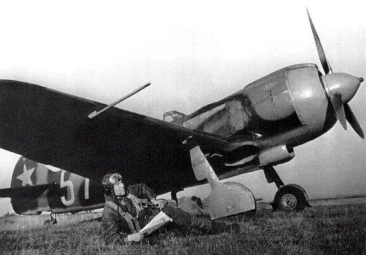 La-5FN fighter