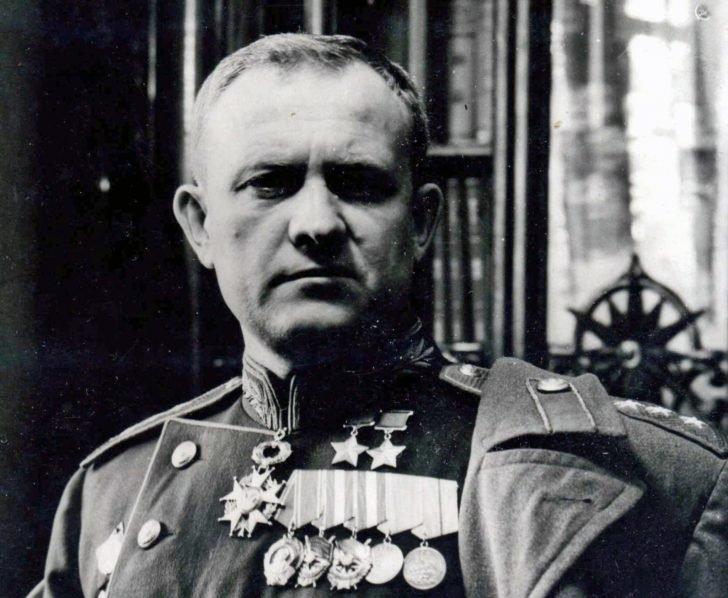 General Timothy Hryukin