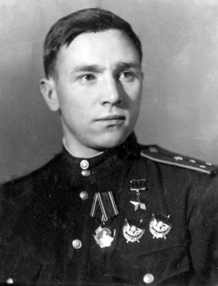 captain Nikolai Kochetkov